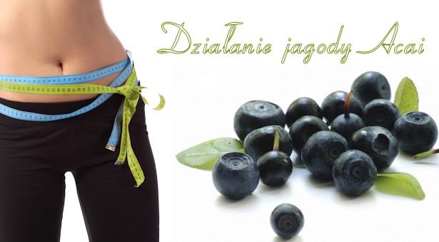 Właściwości odchudzające jagody Acai