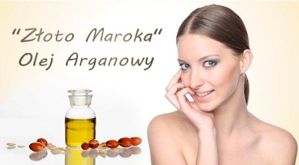 Olej arganowy -  źródło zdrowia i urody