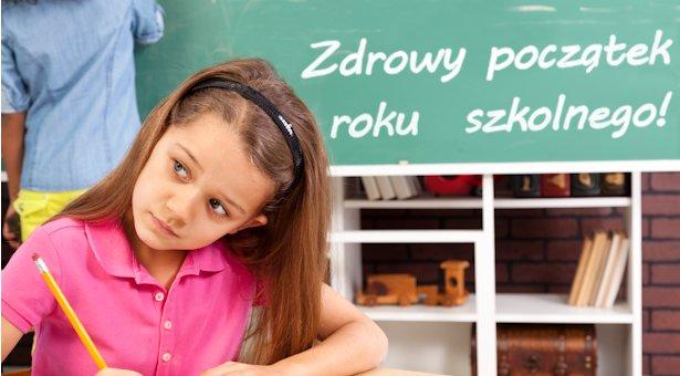 Zdrowy początek roku szkolnego