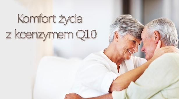 Z koenzymem Q10 panujemy nad swoim wiekiem i komfortem życia