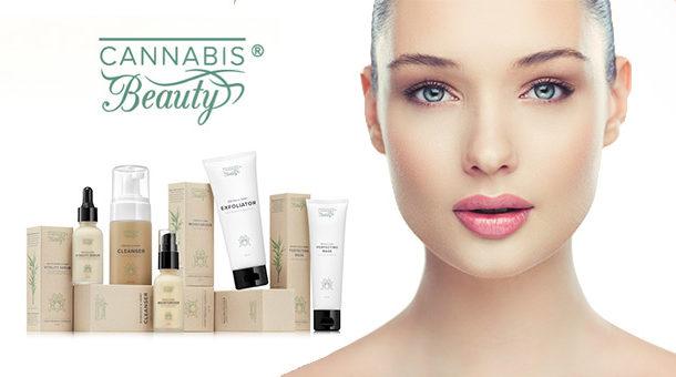 Cannabis Beauty- ekskluzywne kosmetyki z CBD