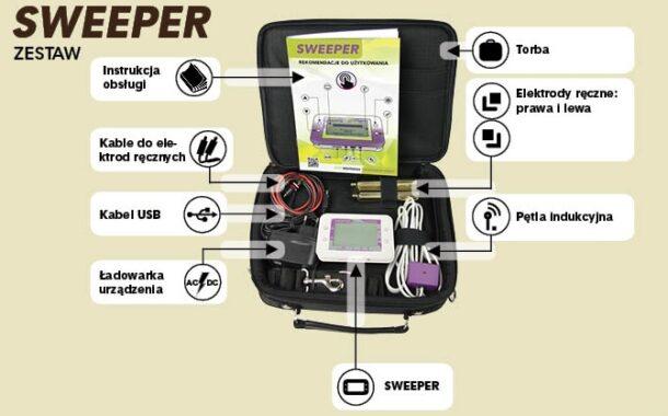 Sweeper Plus - mój osobisty lekarz