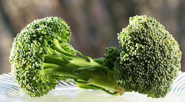 Bogactwo zawarte w brokułach