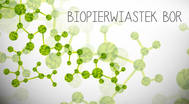 Bor - deficytowy biopierwiastek